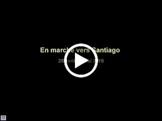 En marche vers Santiago