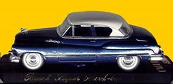 4523 Buick Super hard top 1950