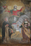madonna assunta, san domenico di guzman, santa maria maddalena