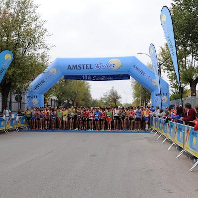 Carrera de Socuéllamos 2015 - Carrera