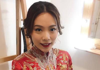 natural makeup artist Malaysia