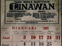 Viral! Kalender 1971 Sama Seperti 2021