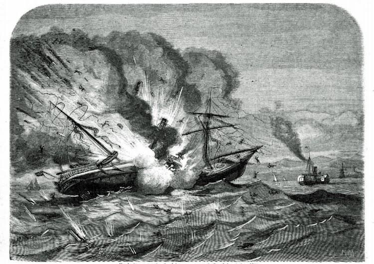 Explosión del vapor GUADAIRA. La Ilustracion Española y Americana.tif