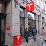 tesla store in copenhagen in Copenhagen, Copenhagen, Denmark