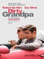 Tay Chơi Không Tuổi - Dirty Grandpa