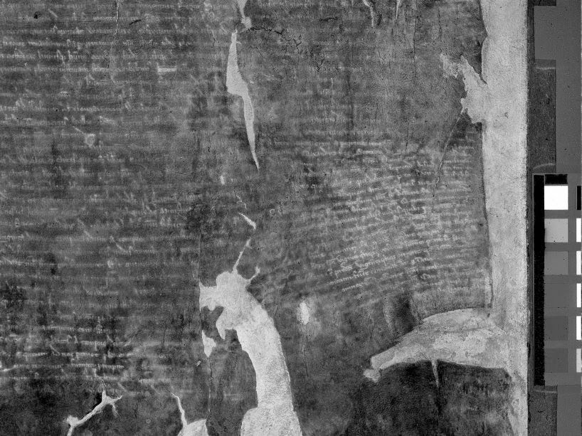 UK: Burnt Magna Carta read for first time in 283 years