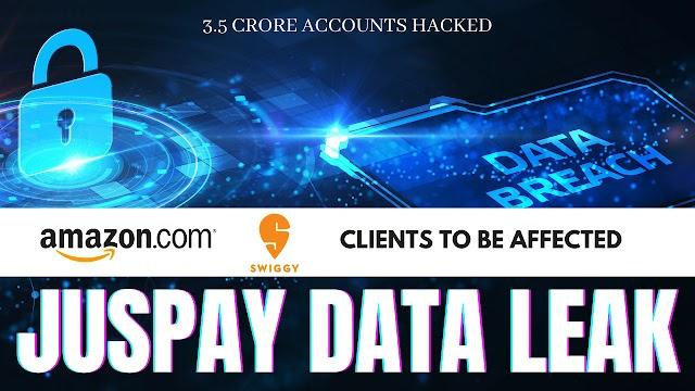 Juspay Data Leak _ Amazon aur Swiggy customers ke liye Tension*