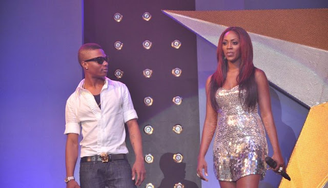 Wizkid And Tiwa Savage Wins Best Male And Female Artistes In Western Africa At #AFRIMA2017