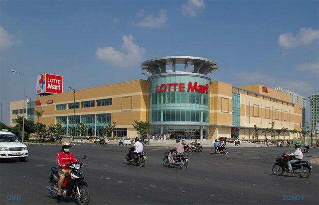 Siêu thị Lotte Mart quận 7