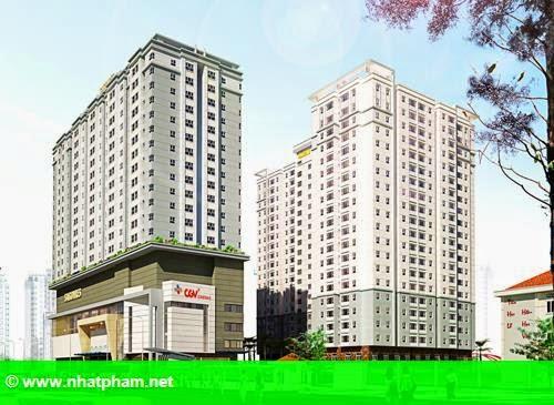 Hình 1: Căn hộ Saigonres Plaza giá từ 1,59 tỷ đồng