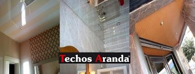 Falso techo de aluminio en Madrid