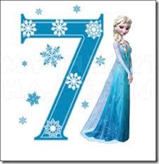 cumpleaños elsa de frozen 7(15)