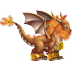 Dragón Zodíaco Leo   Zodiac Leo Dragon