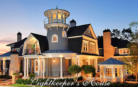 Seaside Style Lighthouse Inspired Living