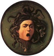 medusa caravaggio mitologia griega medusa serpiente petridicar don t blink doctor who mitos leyendas escribir una novela de fantasia fantastica magia