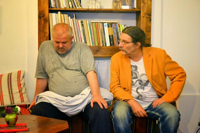 Seara literara - Editura Eikon lanseaza patru carti, La Vulturi (2014.09.03) 099