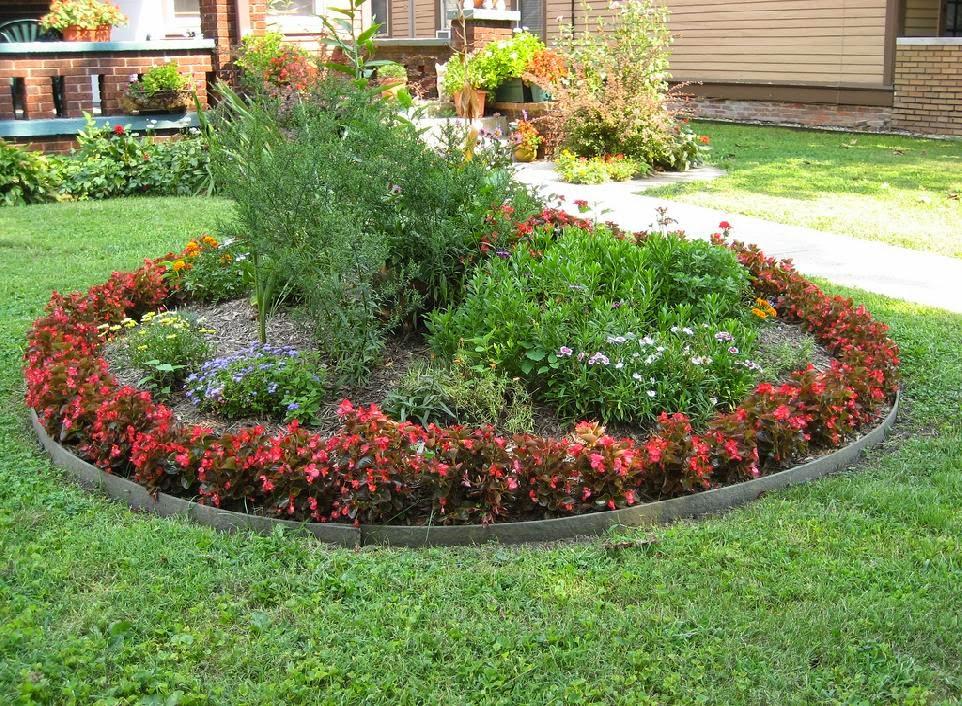 7700 Koleksi Desain Taman Bunga Minimalis Gratis