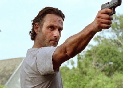 Rick Andrew Lincoln The Walking Dead AMC Fox