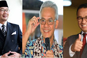 Ini 3 Nama Tokoh Miliki Elektabilitas Tertinggi Terkait Pilpres 2024 Versi Survei Indikator