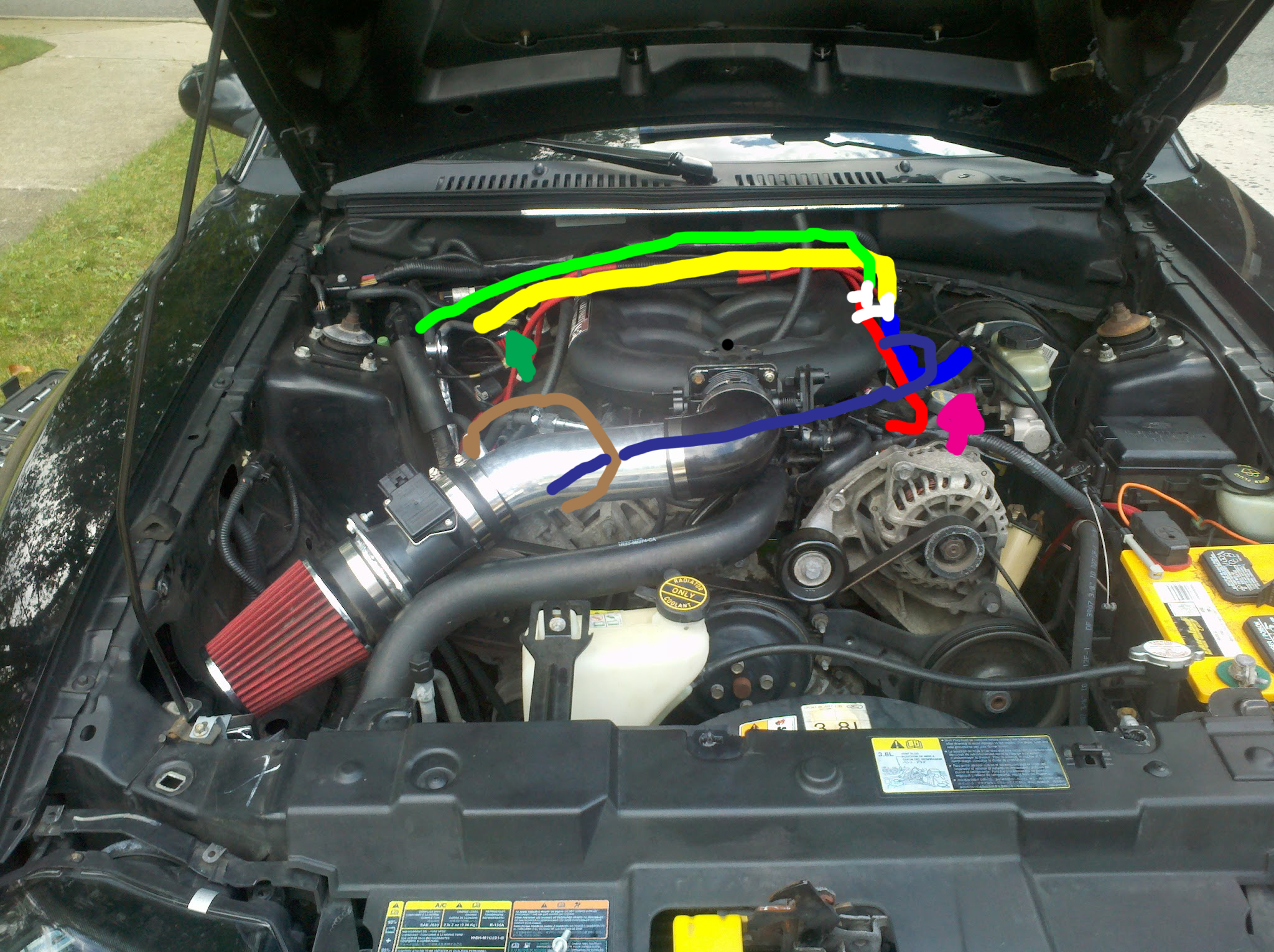 1998 Ford Windstar Engine Vacuum Diagram Trusted Wiring Diagrams 3 8 Liter 2000 Electricity 1999 Expedition 54