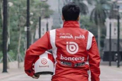 Bonceng... Aplikasi transportasi pesaing Grab dan Go-Jek