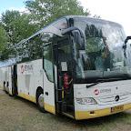 Mercedes van Deiman Tours bus 45