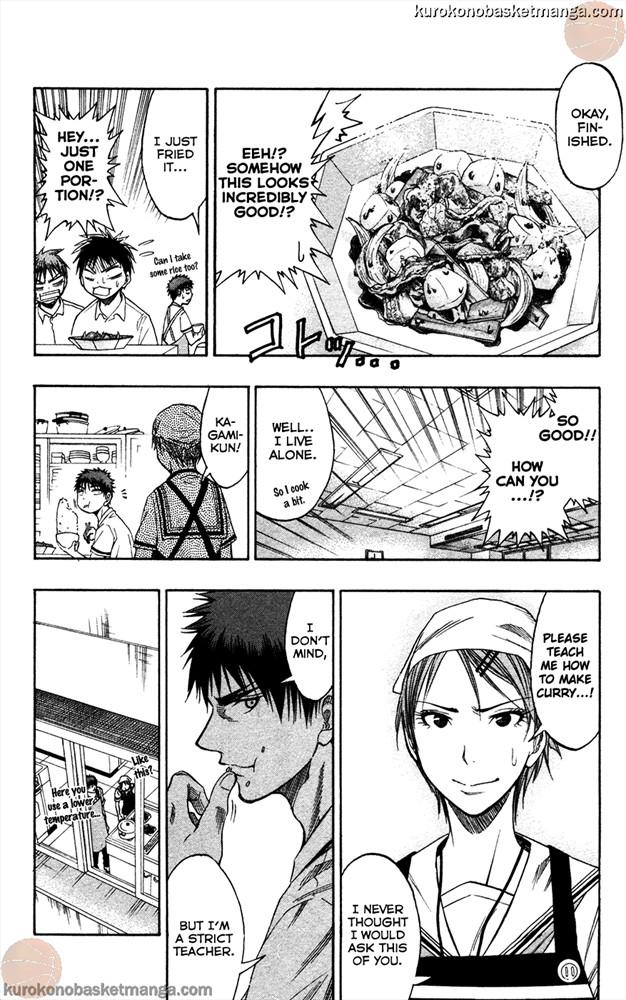 Kuroko no Basket Manga Chapter 58 - Image 16