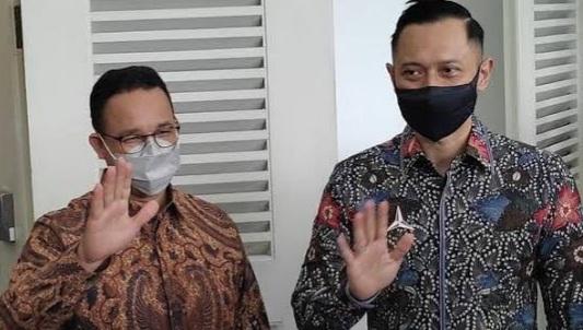 Meski Dibully Sana Sini, Anies-AHY Tetap Jadi Idola Rakyat Indonesia Khususnya Kaum Milenial