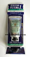 Дезодорант-крем на основе квасцов Deonatulle Sara Sara Cream 45g Сделано в Японии
