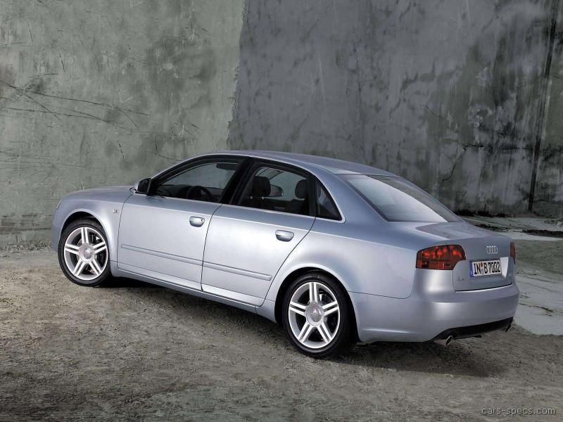 2005 audi a4 sedan specifications pictures prices rh cars specs com 2005 Audi A4 Edmunds 2005 Audi A4 Quattro MPG