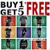 Myntra - Buy 1 Get 5 Free & Buy 1 Get 3 Sale