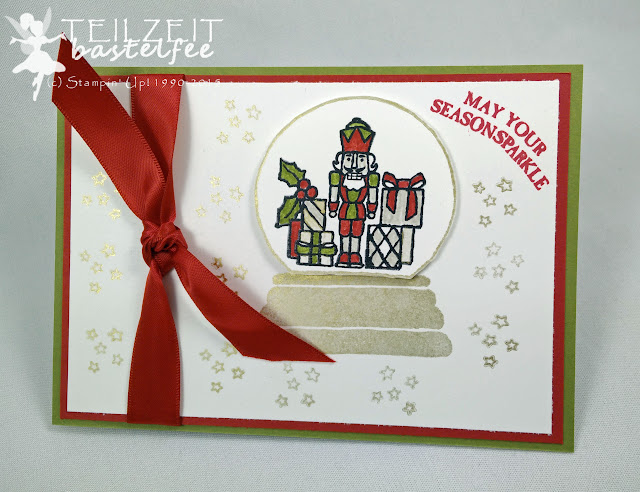 Stampin' Up! - In{k}spire_me Nostalgia, Sparkly Season, Christmas, Weihnachten