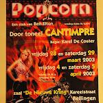 2003 - Popcorn