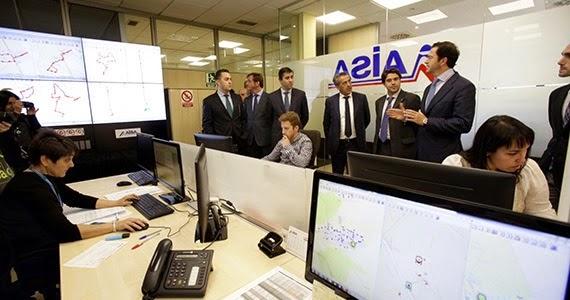 Puesto de mando en valdemoro para controlar los autobuses for Oficinas del consorcio de transportes de madrid puesto 2