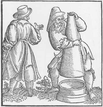 Fixation And Sublimation 2 Taken From Geber Works London 1678, Alchemical Apparatus