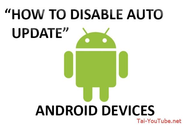 Cách bật hoặc tắt tự động cập nhật ứng dụng Android