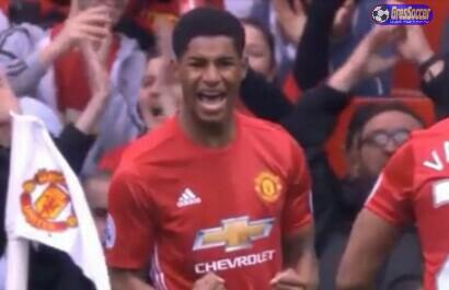 gol Man United Vs Chelsea