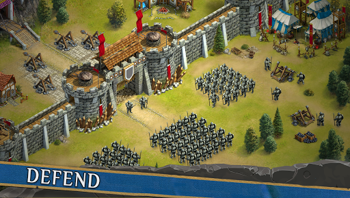 CITADELS ud83cudff0  Medieval War Strategy with PVP screenshots 10