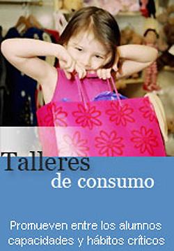 Más de 1.600 talleres sobre consumo para los alumnos madrileños