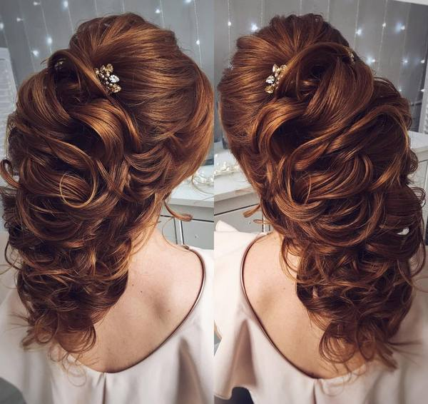 wedding hairstyles for long hair-Top Trendy In 2017 11
