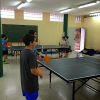 Acrosport i tenis taula