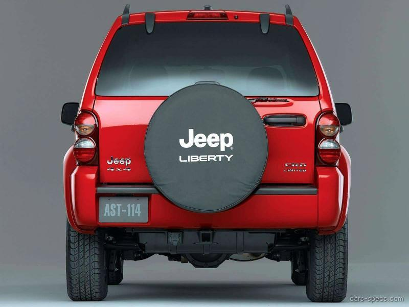 2005 Jeep Liberty Suv Specifications Pictures Prices