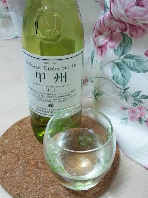 [山梨]丸藤葡萄酒工業株式会社ルバイヤート甲州シュール・リー2011