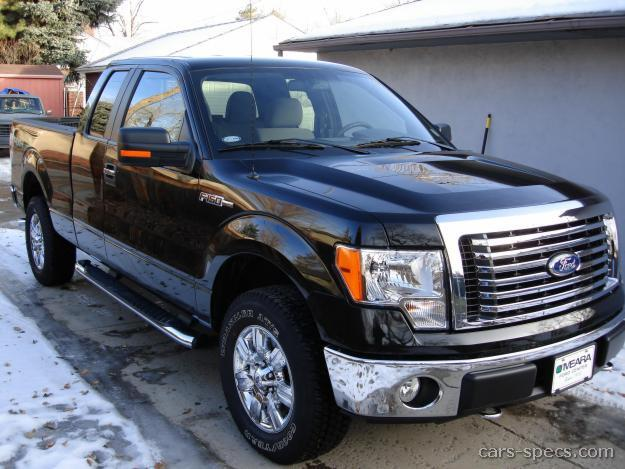 2010 ford f 150 supercab specifications pictures prices. Black Bedroom Furniture Sets. Home Design Ideas