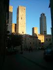 Torres a San Gimignano
