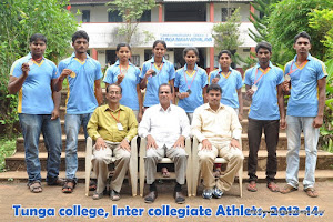 Inter collegiate Athletics 2013-14