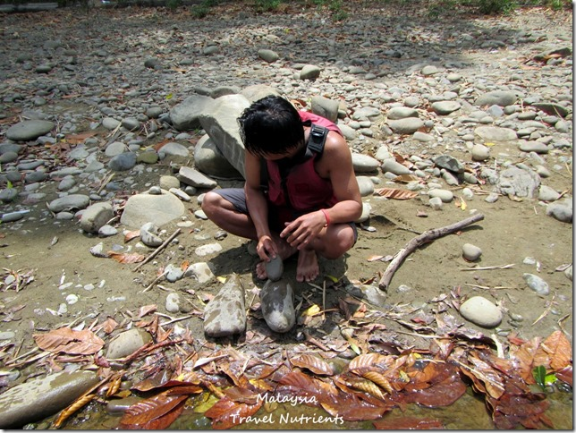 馬來西亞沙巴 九如河泛舟 溜索 (31)