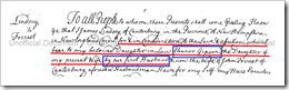 12 June 1750 - Land Deeds - Lindsey~Gipson