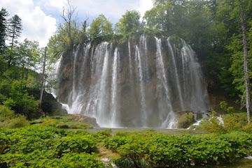 Wasserfall der Oberen Seen