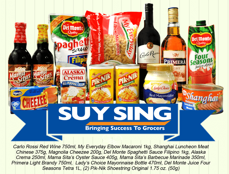 Suy Sing Offers Affordable & Practical Grocery Gift Packs for Christmas